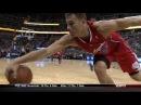 Blake Griffin Bumps into Cameraman | Clippers vs Nuggets | March 17, 2014 | NBA 2013-2014 Season