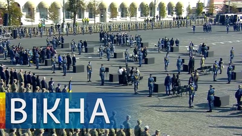 Как в Харькове простились с погибшими в авиакатастрофе АН 26 Вікна Новини
