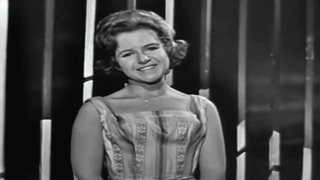 Brenda Lee — All Alone Am I.. ᴴᴰ (1962)