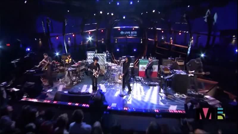 02 The Mars Volta Wax Simulacra Live at Nissan Live Sets 2008