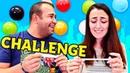 Balon patlat görevi yap challenge Komik challenge türkçe