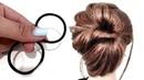 3 Прически из 2 Резинок. Просто сделать СЕБЕ! на Короткие волосы.