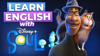 Learn English with Disney+ | Soul [Advanced Lesson]