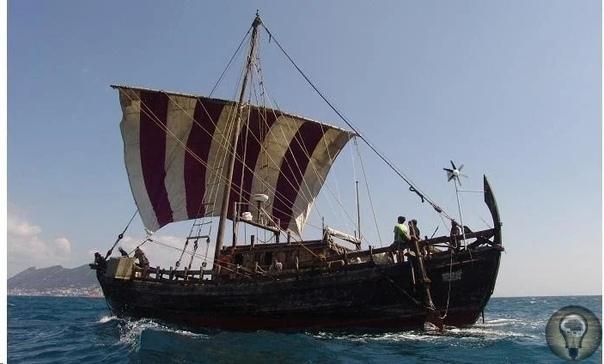 Как далеко заплывали финикийские мореплаватели Считается, что первыми европейцами, достигшими побережья Южной Африки, стали португальские моряки XV века. Однако ещё «отец истории» Геродот писал