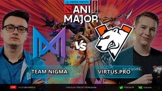 🔴Team Nigma vs  | WePlay AniMajor [RU Tekcac]