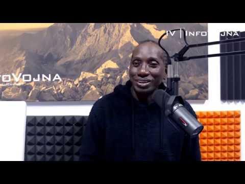 Ibrahim Maiga ako satanistické elity ničia Zem a drancujú Afriku 27 11 2019