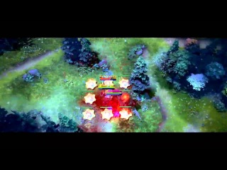 [DotaFX] TI3 - The Epic Play - Vol.4 - Trixi Blind Hooks Again!