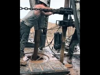 🔥 Работа на нефтяной установке в США.