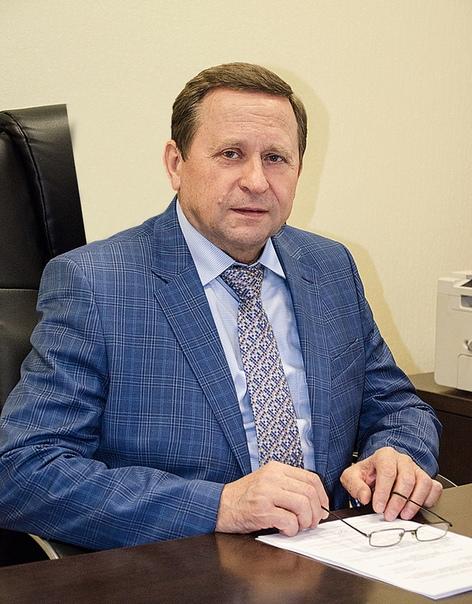Владимир Гребенкин, директор Ассоциации «Союз строителей Кировской области», Почетный строитель России: