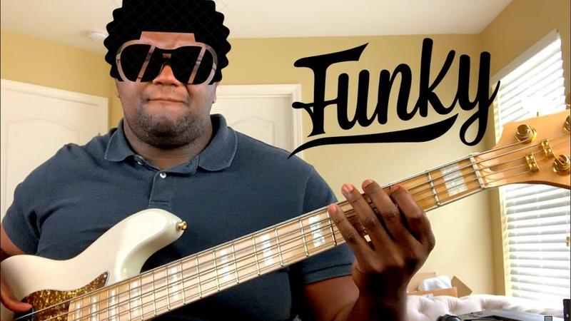 FUNKY BASS Line Every Bass Player SHOULD Know TeachMeTuesday