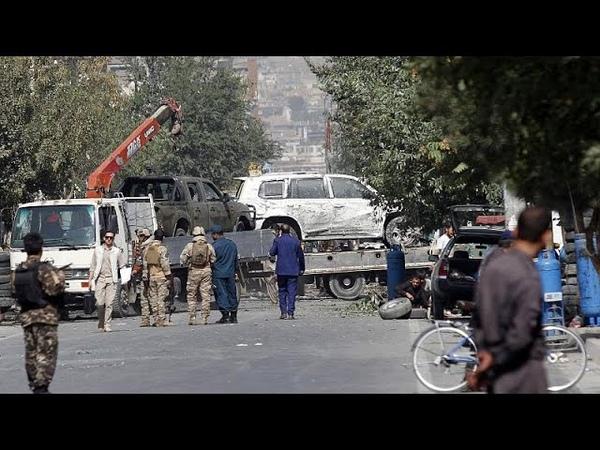 В Кабуле совершено покушение на вице президента Афганистана…