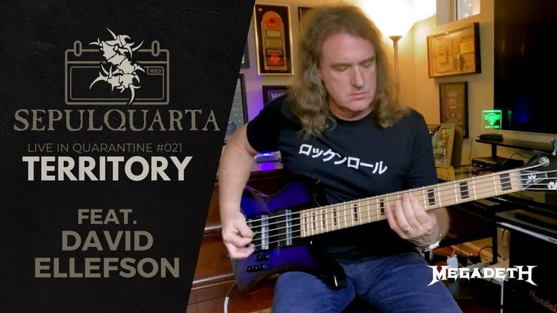 Sepultura feat David Ellefson Territory