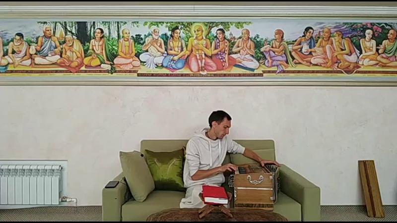 Шримад-Бхагаватам 3.24.40 Рамешвара дас
