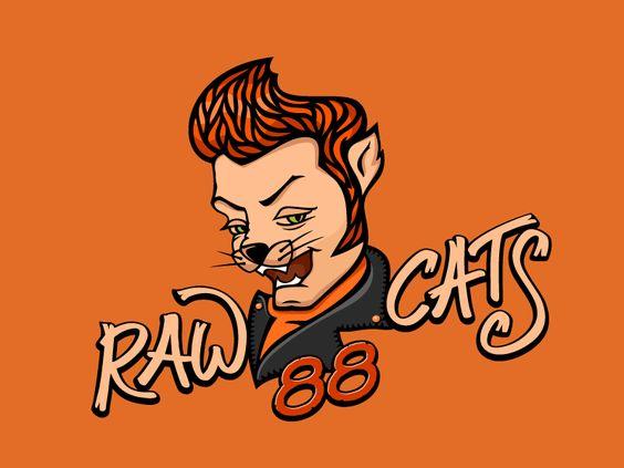 11.06 Raw Cats 88 в баре Los Bandidos!
