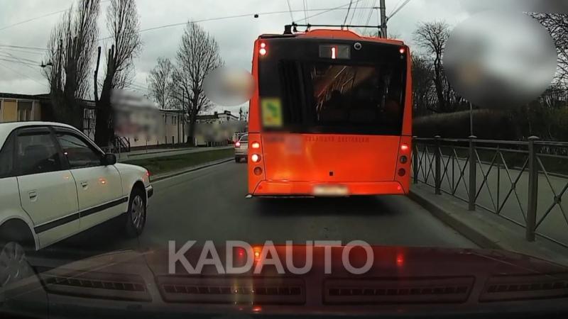 Калининградский автобус 12 04 21