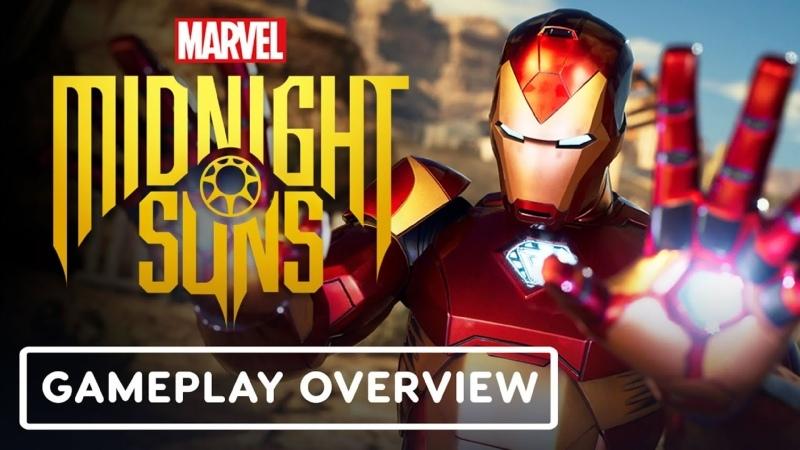 Премьера геймплея Marvel's Midnight Suns