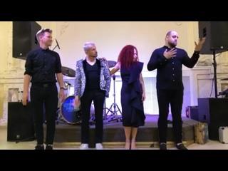 Видео от Кавер-группа «Нестройные»  музыканты на праздник