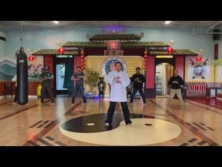 Мастер Ли Хонг Тхай.  Бо ной-конг. 1 часть 2020г