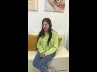 Видеоотзыв о процедуре от Ольги в салоне «Ваше Сиятельство» в городе Владимире