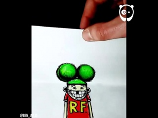 Bored Panda - These animated drawings will