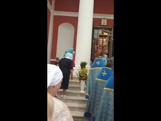 Видео от Храм Успения Пресвятой Богородицы в селе Фирюлев