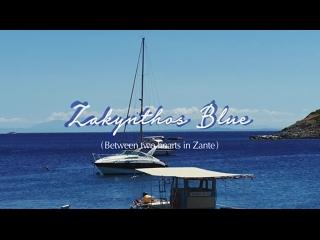 Andrew Doriane - BETWEEN TWO HEARTS IN ZANTE (ZAKYNTHOS BLUE)