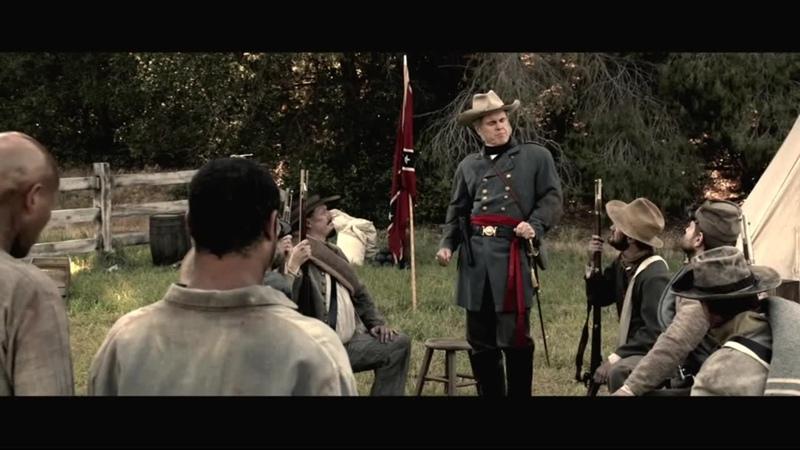 Реконструкции гражданской войны Скетчком Кей и Пил Пародия