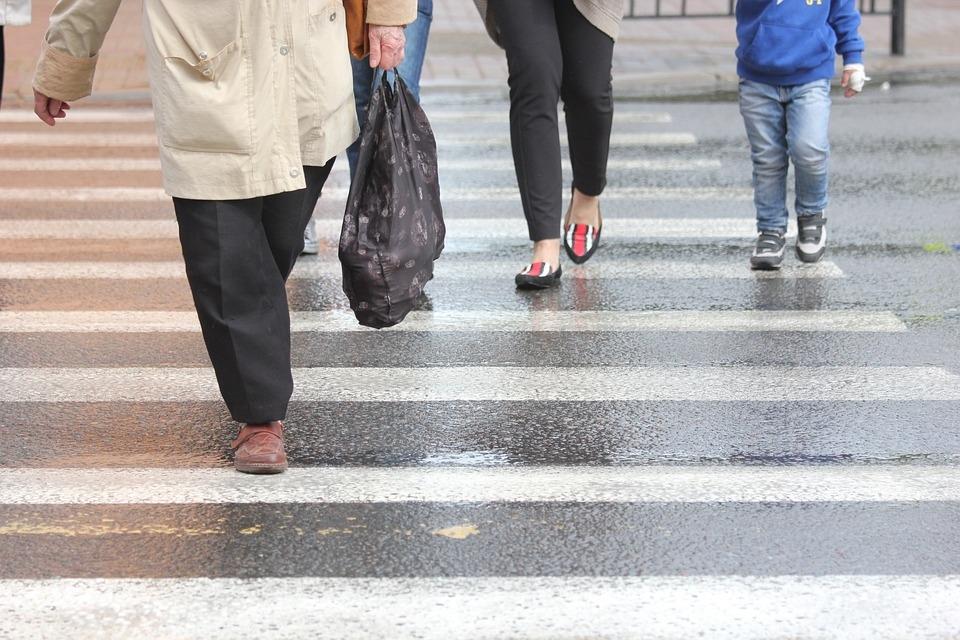 В Марий Эл произошло более сотни ДТП с пешеходами