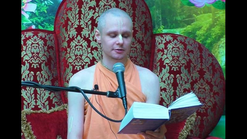 Шримад Бхагавад-Гита как она есть, глава 2, текст 19. Кришна Баларама прабху (11.04.21)