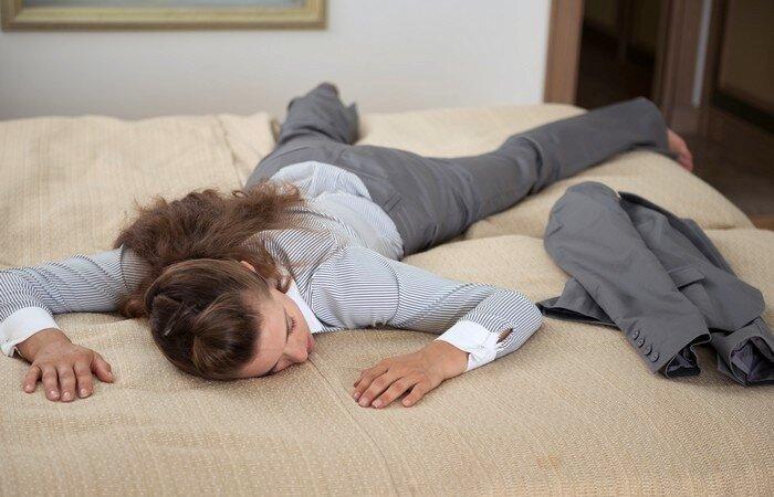 Адреналиновая усталость - проверь себя
