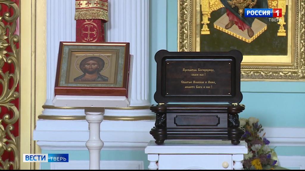 Сегодня православные верующие отмечают праздник Покрова Пресвятой Богородицы #ВестиТверь Тверь