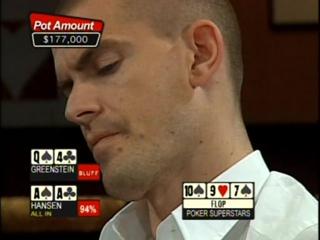 Poker Superstars Invitational Tournament. Season1. Episode 9