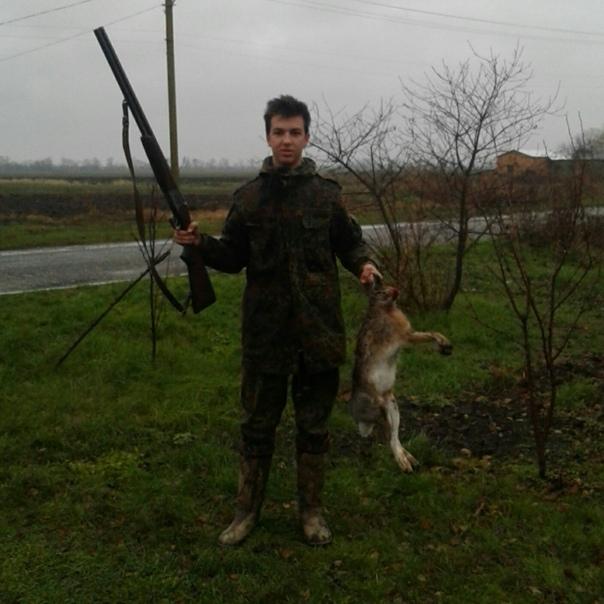 Денис Михалёв, Киев, Украина