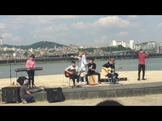 [PERFOMANCE] 150915 DAY6 @ Busking