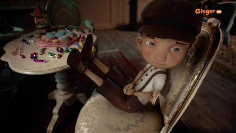 Пиноккио Pinocchio 3 я серия 2013 семейный