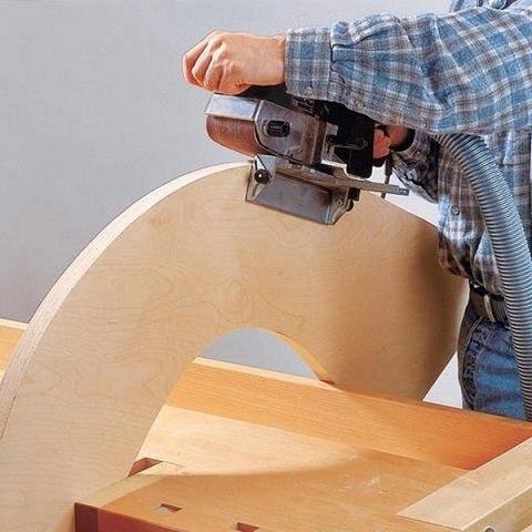 Кресло – качалка для сада своими руками  ...