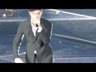 [FANCAM] 150612 EXOPLANET #2 - The EXO'luXion in Taipei @ EXO's Lay focus - Machine