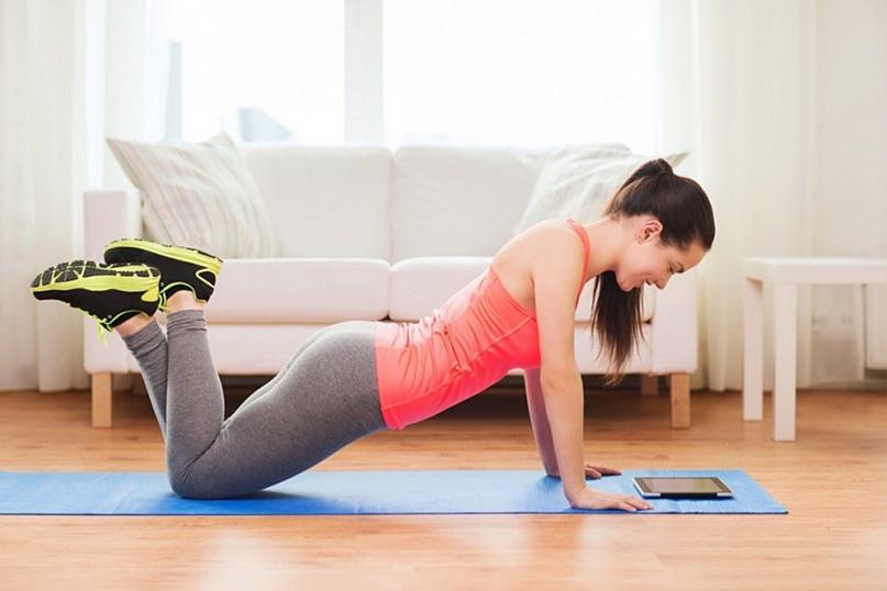 Лучшие уроки фитнеса для домашних тренировок