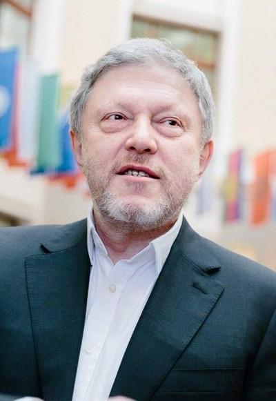 Григорий Явлинский, Москва