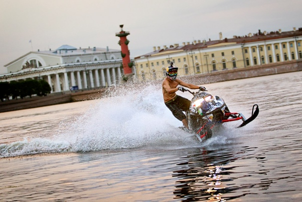 Евгений Шмидт, Санкт-Петербург, Россия