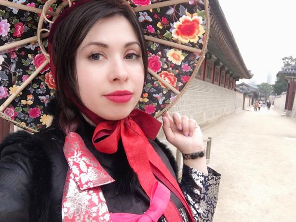 Мария Сухар, Санкт-Петербург, Россия