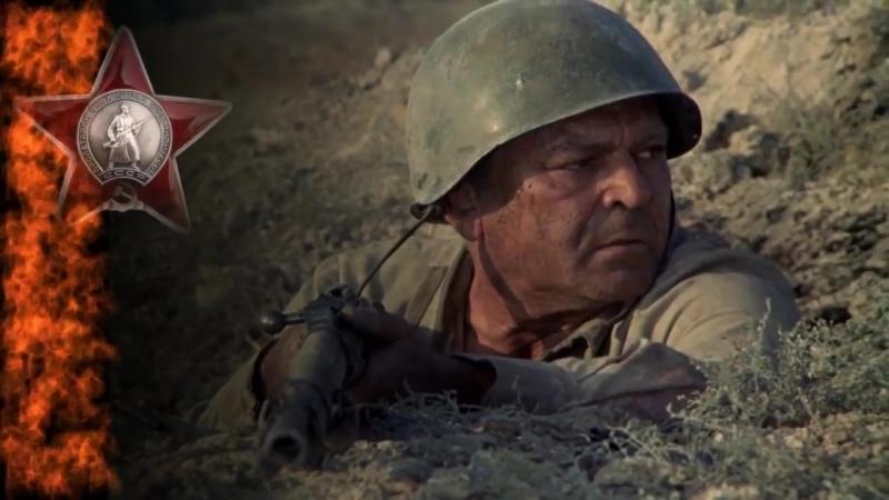 Командир стрелковой роты Поёт Крылатая пехота