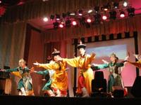 Концерт Ансамбля песни и танца Улаалзай