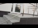 Лестничные ограждения, перила нержавеющей стали и стекла. изготовление монтаж от 3 500.00 за м.п.