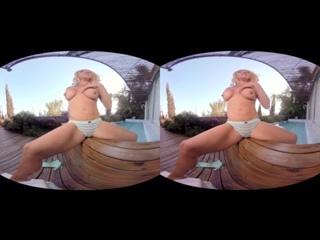 Victoria Summers vr porn oculus rift pov virtual reality virtual sex HD babe solo masturbation порно от первого лица вр