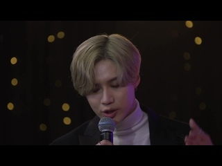 181123 YоuTubе Musiс Night with J-WАVЕ с TAEMIN