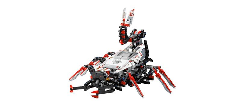 Базовые проекты Lego Mindstorms EV3, изображение №2