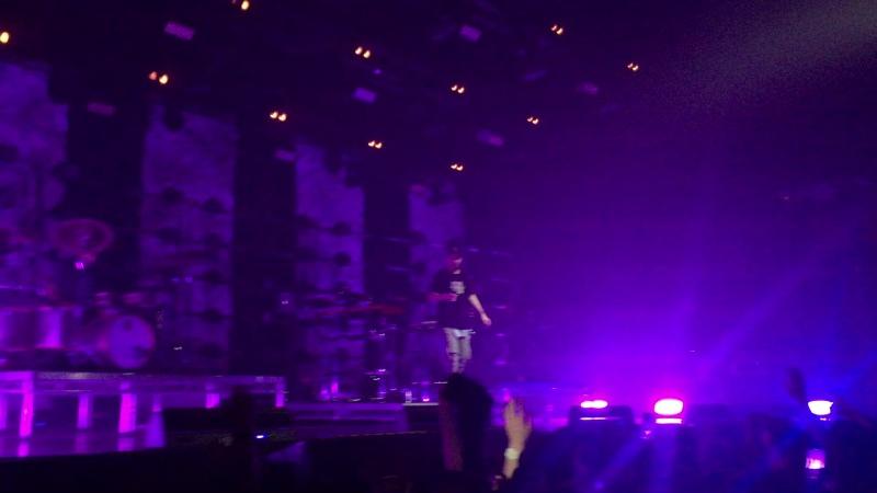 Поездка на концерт Майка Шиноды (Linkin Park).Санкт-Петербург (31.08.2018)