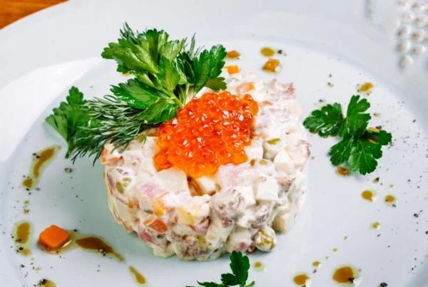 Простые идеи красивой подачи блюд, изображение №7
