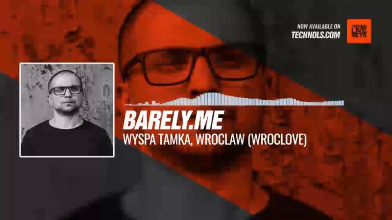 Wyspa Tamka Wroclaw WrocLove Periscope Techno music